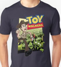 Toy Walkers (color) Unisex T-Shirt