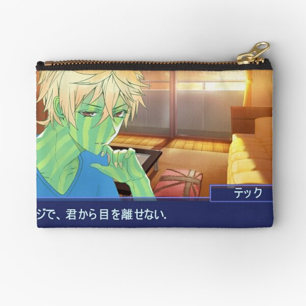 Tek Dating Simulator Japanese Ver. Zipper Pouch