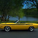 1970 Dodge Challenger RT Convertible by TeeMack