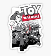 Toy Walkers Sticker