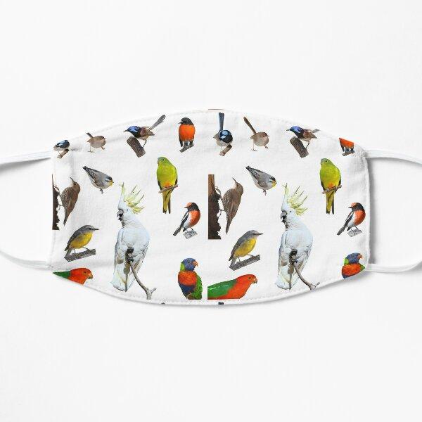 Australian Woodland Birds Mask