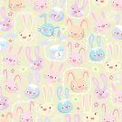 Too Many Bunnies! by jillhowarth