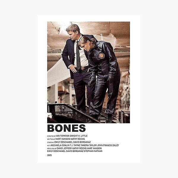 Bones Poster Photographic Print