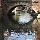 Newbury Bridge by Samantha Higgs