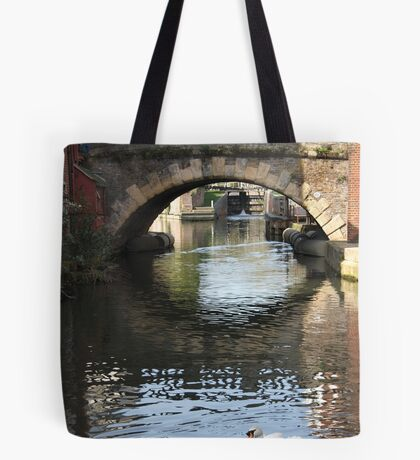 Newbury Bridge Tote Bag