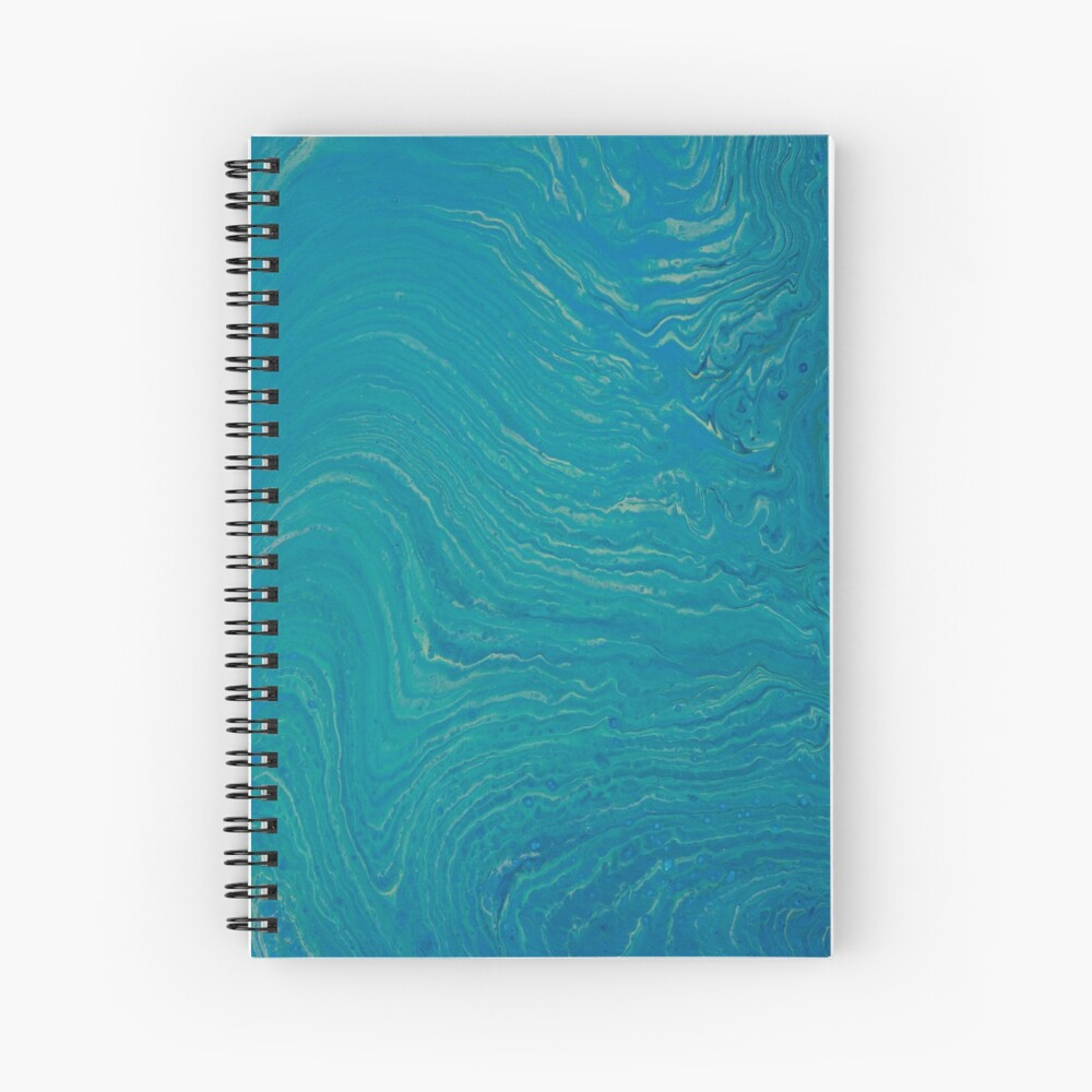 To The Beginning I Will Go Spiral Notebook