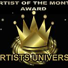 Artists Universe Banner Challenge by Greta  McLaughlin