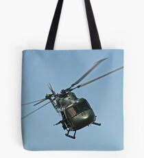 Lynx Helicopter Tote Bag