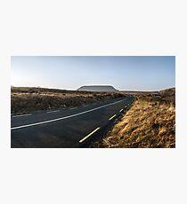 Road to Muckish Photographic Print
