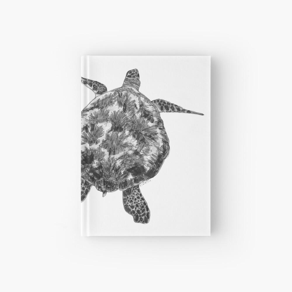 Jacki the Turtle Hardcover Journal