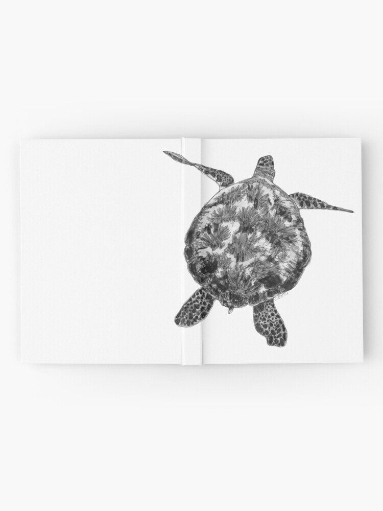 Alternate view of Jacki the Turtle Hardcover Journal