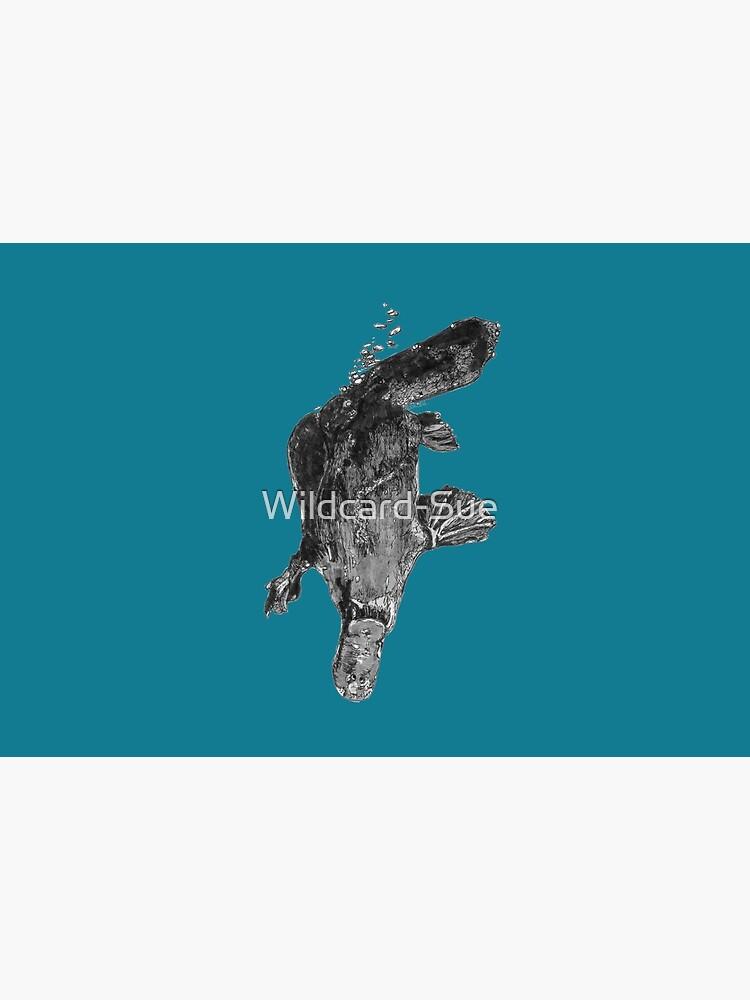 Annie the Platypus by Wildcard-Sue