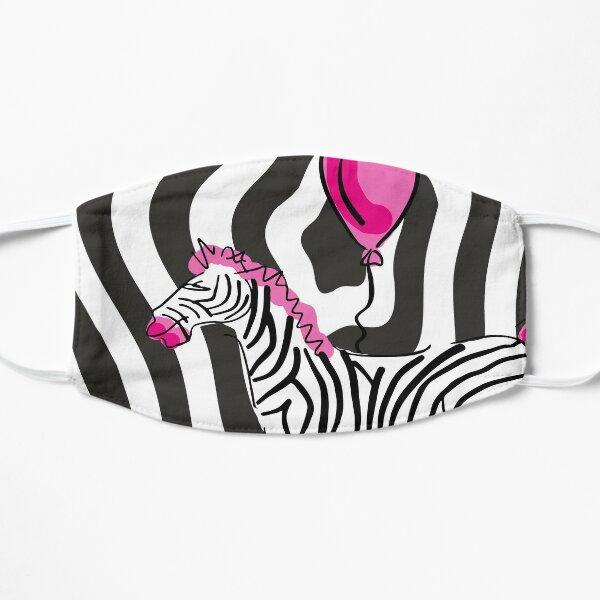 Pink Zebra Dream Mask