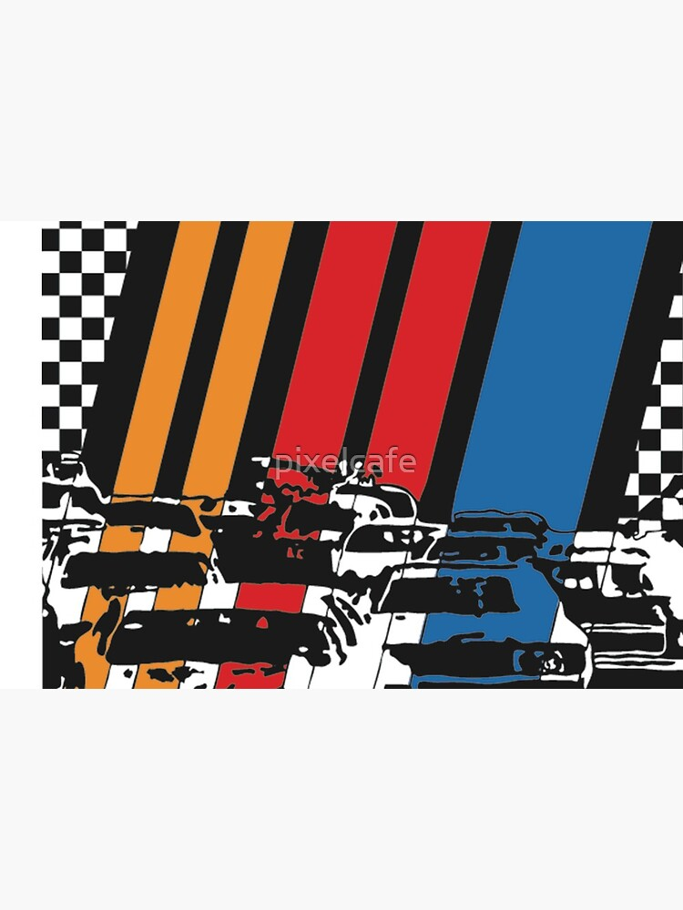 We Love Nascar von pixelcafe