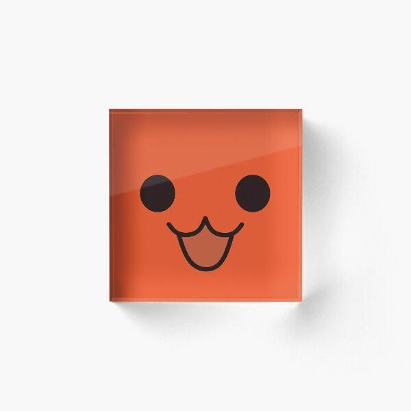 Don-Chan Face Acrylic Block