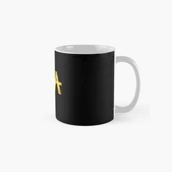 EVA QUEEN LOGO GOLD Mug classique