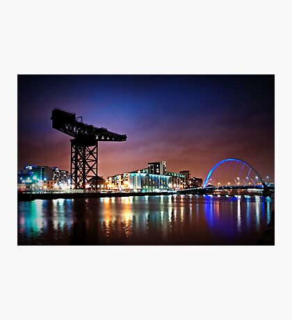 The Clyde Arc Photographic Print