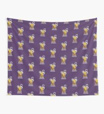 Aries The Ram Wall Tapestry