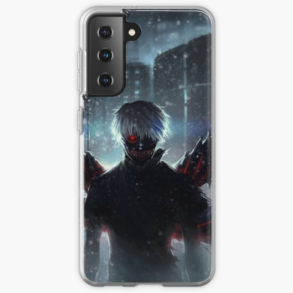 Kaneki Tokyo Ghoul Coque souple Samsung Galaxy