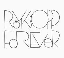 Ryksopp Forever (1)