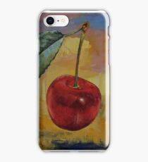 Vintage Cherry iPhone Case/Skin