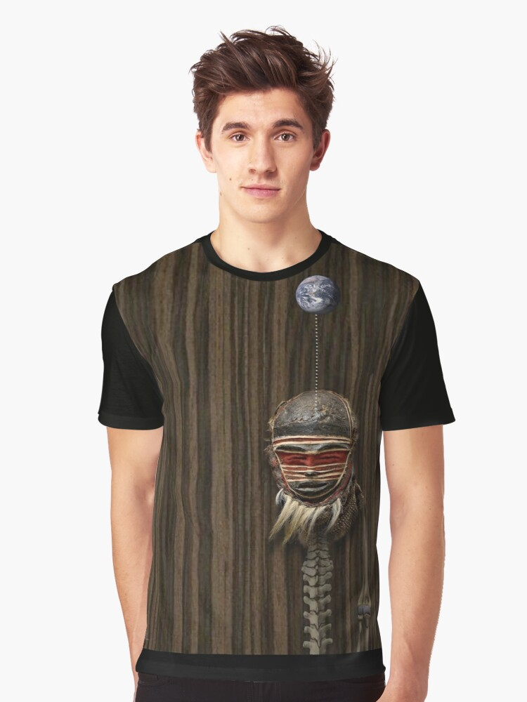 wood bruxo 39 Graphic T-Shirt Front