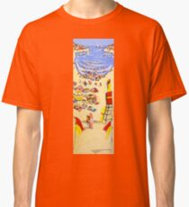 Between the flags Classic T-Shirt