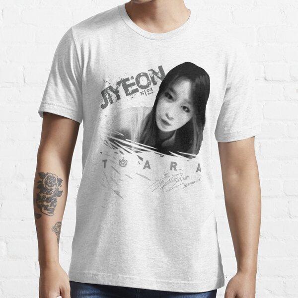 T-ara Jiyeon Essential T-Shirt