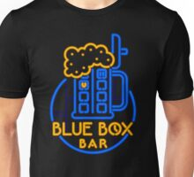 BLUE BOX BAR Unisex T-Shirt