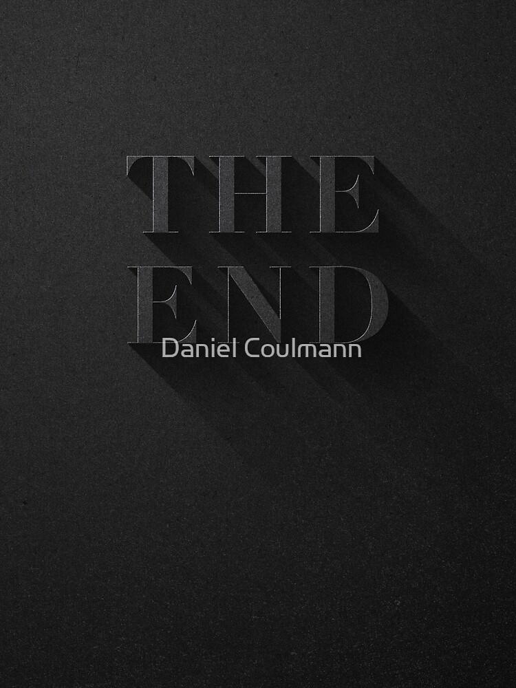 THE END von danielcoulmann
