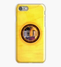 gibson Guitar by rafi talby iPhone Case/Skin