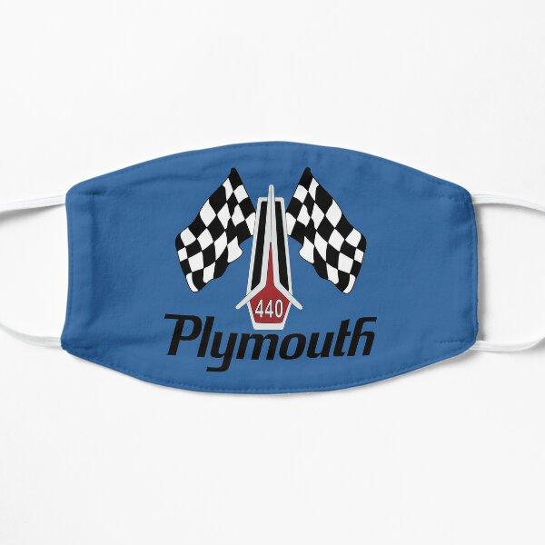 Plymouth 440 Flat Mask