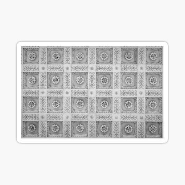 Architecture pattern Sticker
