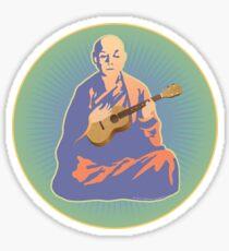 Ukulele Dharma Sticker