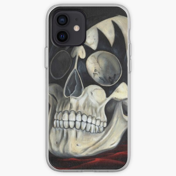 KISS Skull: The Demon iPhone Soft Case