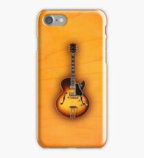 gibson jazz by rafi talby iPhone Case/Skin
