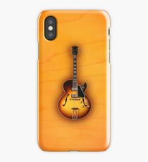 gibson jazz by rafi talby iPhone Case/Skin