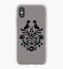 Vinilo o funda para iPhone Leyenda de Zelda (mashup)