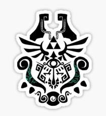 Legend of Zelda (mashup) Sticker