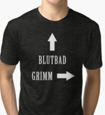 I'm with the Grimm Tri-blend T-Shirt