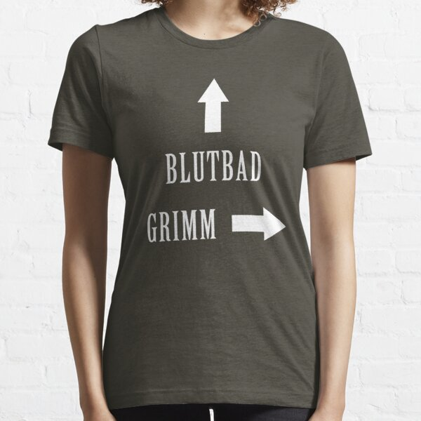 I'm with the Grimm Essential T-Shirt