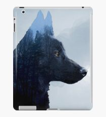 Double Exposure: Canon - Landscape iPad Case/Skin