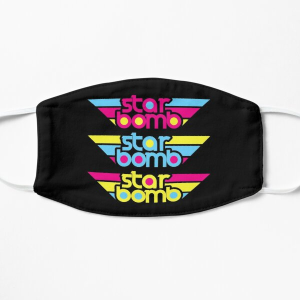 Starbomb (2013) - Color Corrected Mask