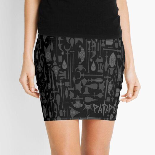 Patapon - Weapons Mini Skirt