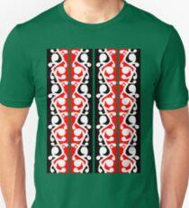Maori Kowhaiwhai Traditional Pattern  Unisex T-Shirt