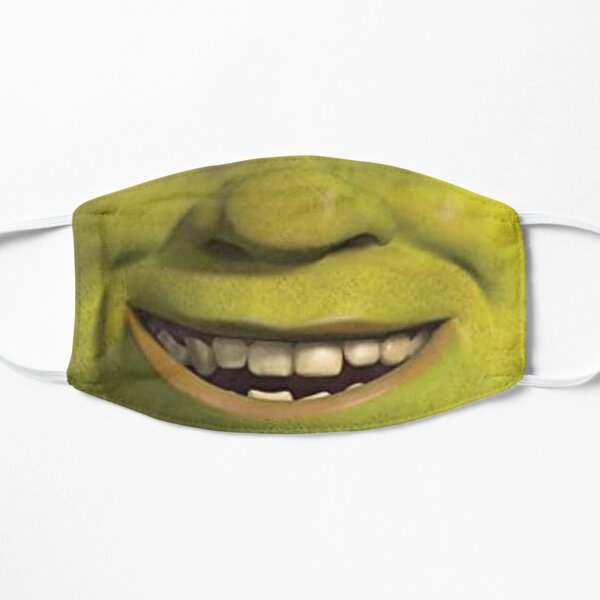 Shrek smilling Mask