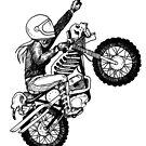 Women Who Ride - Dare Devil by Amanda Zito
