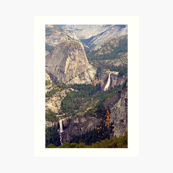 """Merced River Canyon"" Art Print"