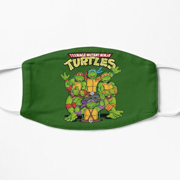 TMNT - Teenage Mutant Ninja Turtles Flat Mask