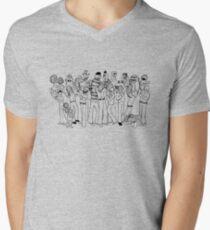 Muppeteers! Men's V-Neck T-Shirt